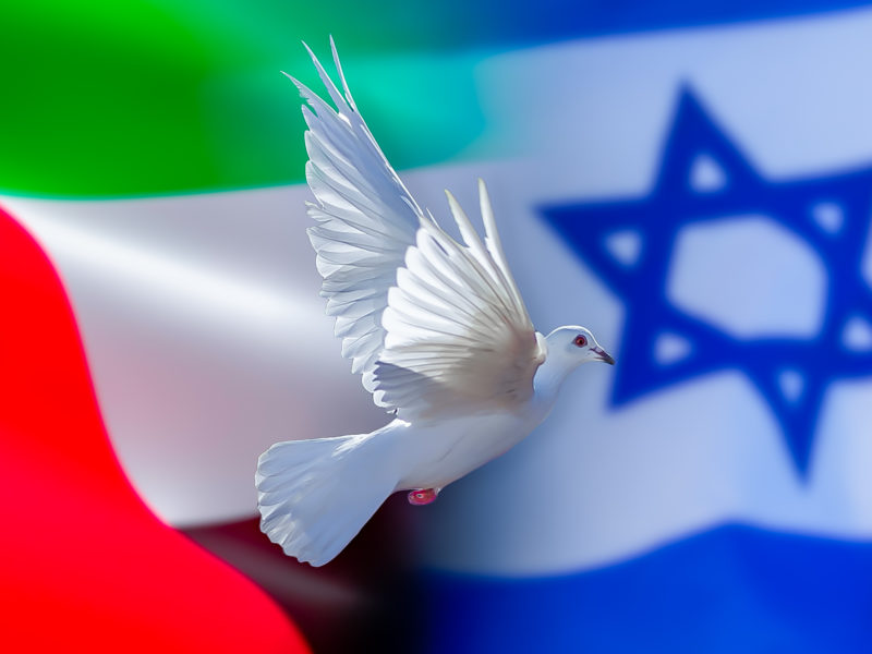 Israel Sees Drop in Negative Social Media Content in Arabic on Peace Agreements