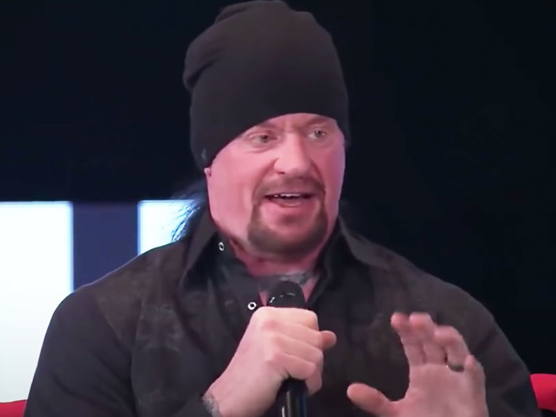 WWE Superstar 'Undertaker' Opens Up About Finding Jesus