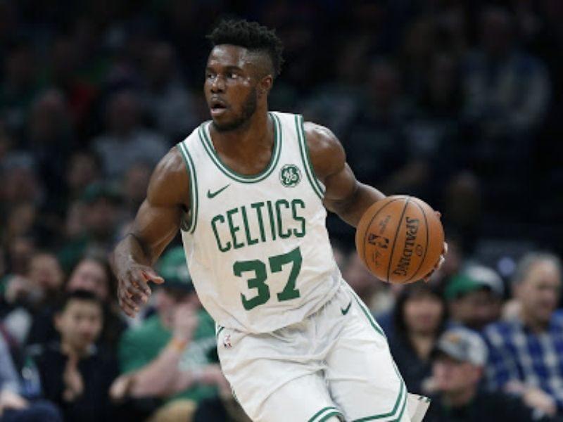 Boston Celtics' Semi Ojeleye Credits God After Career Game Against Toronto Raptors