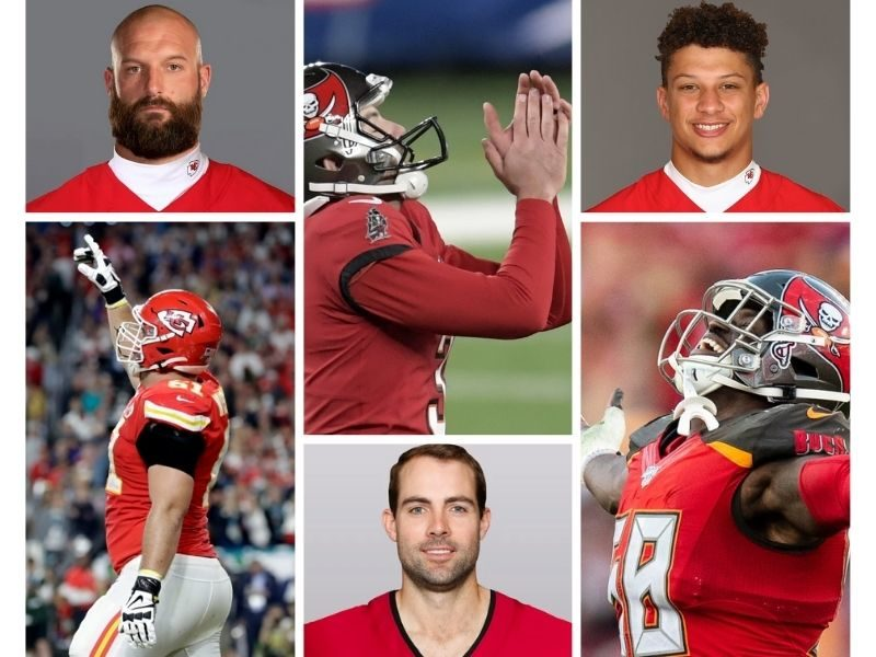 Super Bowl LV Players Who Are Faithful Christians