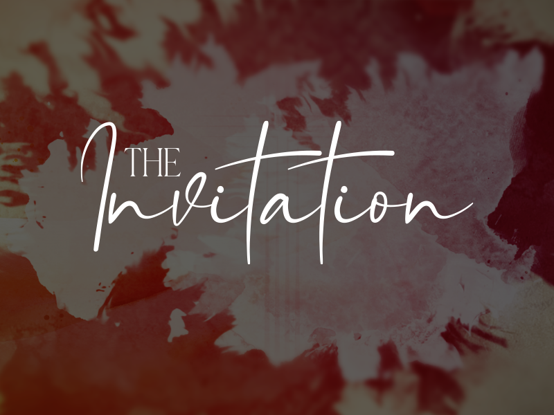 "Watch ""The Invitation"" Program Series On GOD TV"