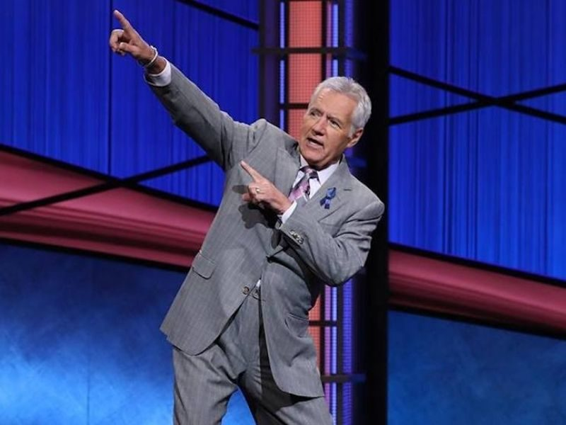 Alex Trebek Jeopardy Wardrobe To Be Donated To Former Inmates Who Want Fresh Start