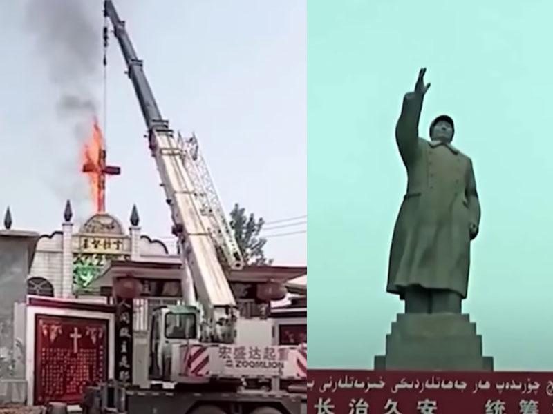 BREAKING: China Intensifies Crackdown Against Christians