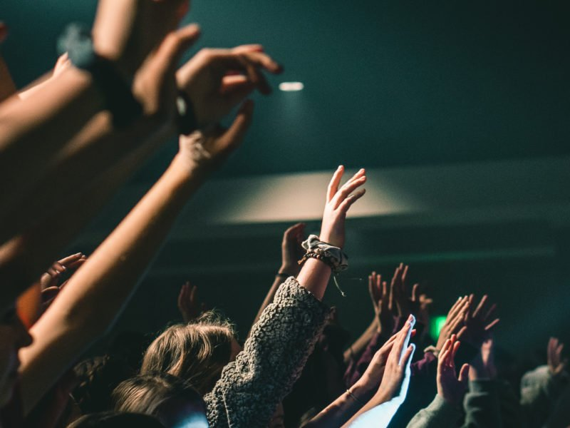 Worship Has Power – Sing Unto The Lord!