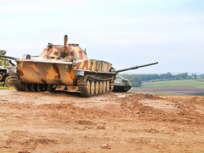 Israel's TROPHY System Will Defend German Leopard Tanks