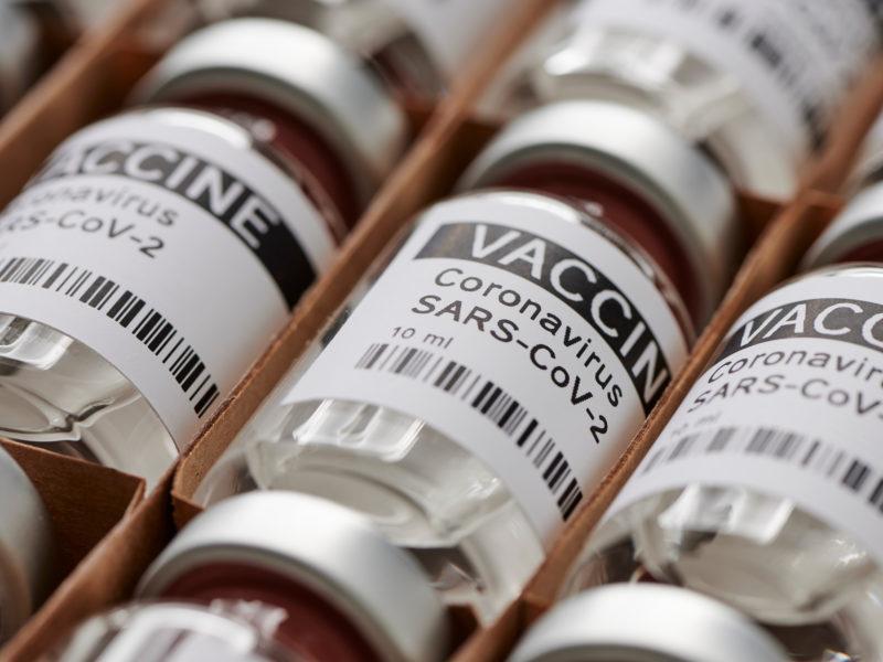 Gaza Strip to Receive 20,000 COVID-19 Vaccines