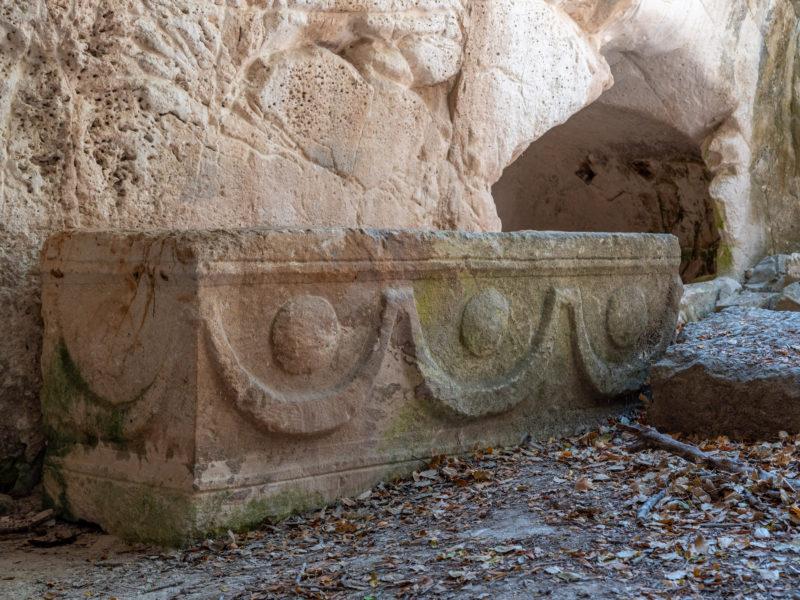 Two 1,800-Year-Old Sarcophagi Uncovered at Ramat Gan Safari