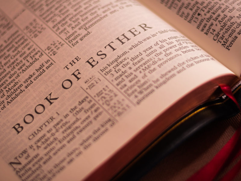 The Gospel According to Esther