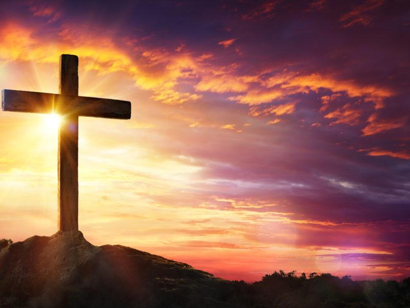 I Am Dead In Christ; I Am Alive In Christ; Hallelujah!