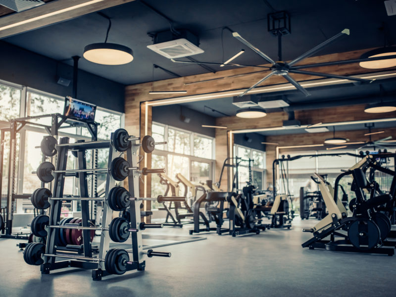 Israeli Tech Makes Gyms In Mexico Safe During COVID-19 Times