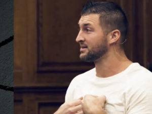 Stand up for biblical values in America by Tim Tebow