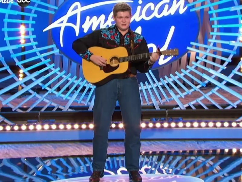 American Idol Judge Luke Bryan Shouts 'Thank You Jesus' After Teen's Audition
