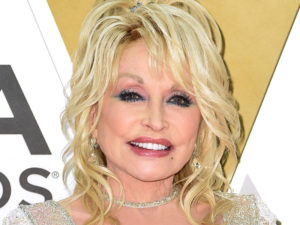 Dolly Parton, Amazing Grace new state hymn