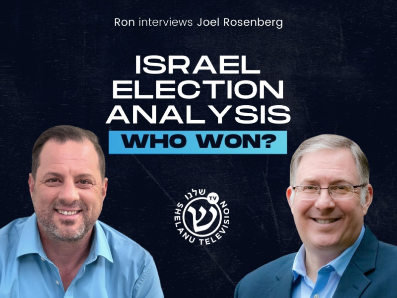 FB LIVE Tomorrow: Israel Election Analysis: WHO WON?