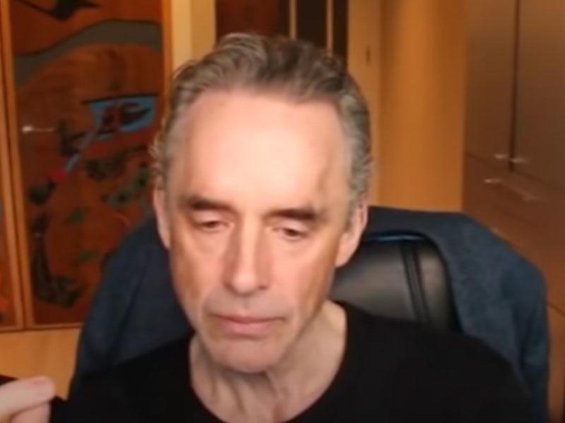 Jordan Peterson Cries Talking About Jesus Christ