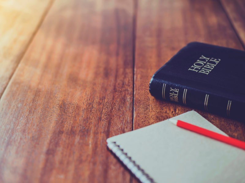 God's Word For You Today: Meditate The Word Of God Day And Night