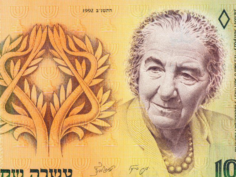 Israeli Actress Shira Haas To Play Golda Meir In American TV Series