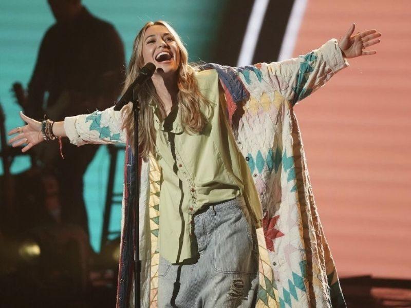 Lauren Daigle Returns To 'American Idol' Singing 'Look Up Child' In A Gospel-Packed Episode