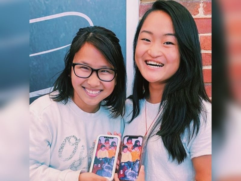 Girls From Same Orphanage In China Meet By Accident At University In Virginia 15 Years Later