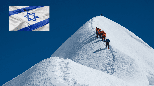 From Bedridden to World's Highest Peak: First Israeli Woman's Journey to Conquer Everest