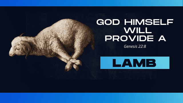 Abraham and the Lamb of God