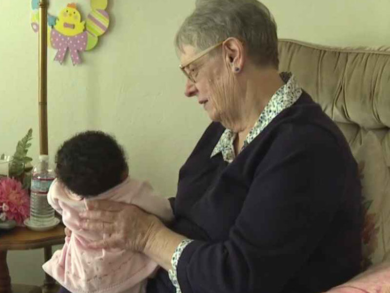 California Woman Fostered 81 Babies For The Past 34 Years