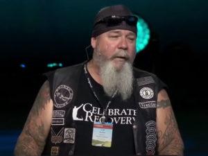 Former drug addict testimony
