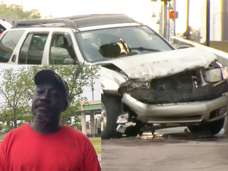 Homeless Veteran Says 'God Put Me There' After Saving Man's Life In Car Accident