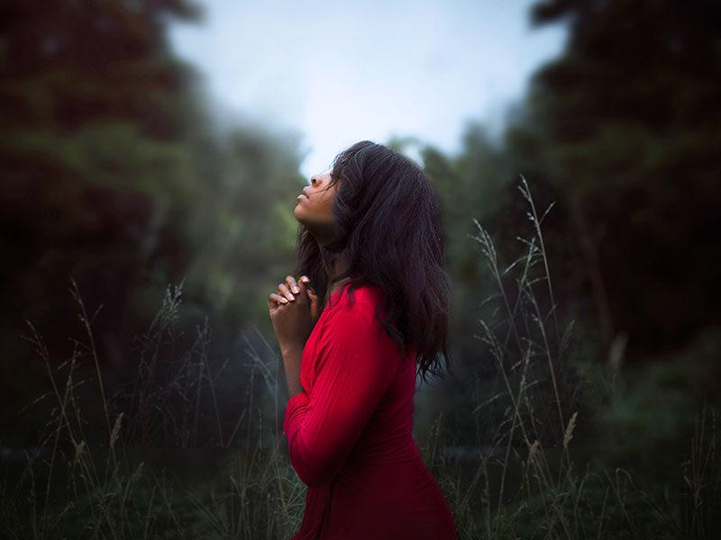 Relentless Woman, Be A Prayerful Woman