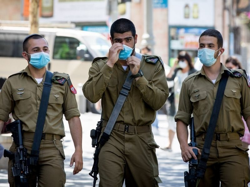 For The First Time Since Outbreak, IDF Records No COVID-19 Positive Case