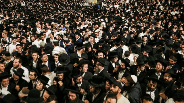 Tragedy in Israel Leaves 45 Dead, Hundreds Injured