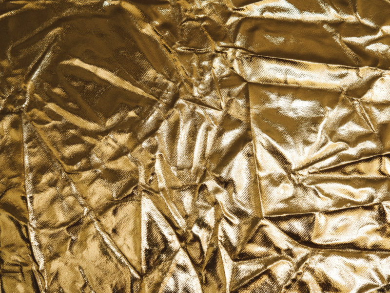 When Gold Is Refined It Becomes Like Glass