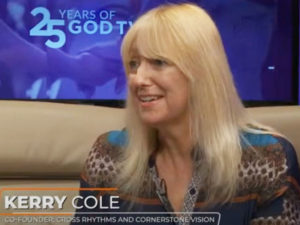 Christian Author Kerry Cole