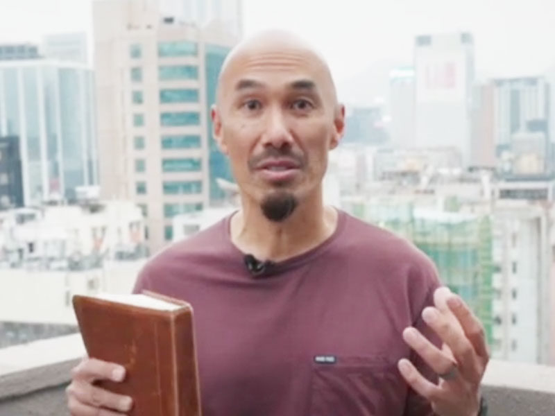 Francis Chan Shares '3 Things to Remember' Amidst COVID-19 Pandemic Live On GOD TV