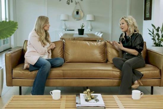 Renee Evans & Havilah Cunnington Talk About Motherhood And Getting Rid Of 'Mom Guilt'