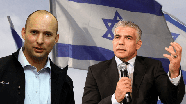 """Official Vote Happened Sunday for New """"Unity Government"""" in Israel"""