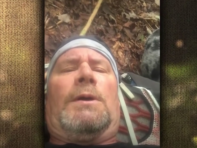 Man Bitten By Poisonous Snake Gives Up Chance Of Surviving But God Intervenes