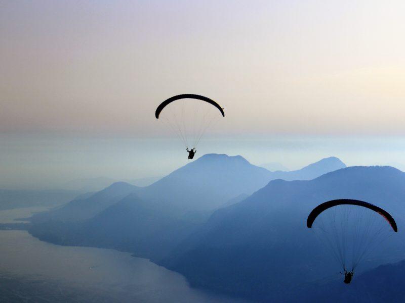 Historic Parachute Commemorates Hannah Szenes' 100th Birthday
