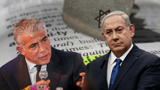 """""""It's Time to Tell the World the Right Story""""—FM Lapid Says Antisemitism is the """"Family Name"""" of Racism"""