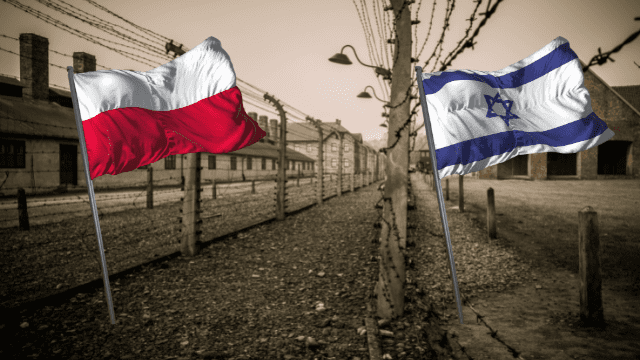 Diplomatic Tensions Flare Between Israel and Poland Over Holocaust Restitution Law