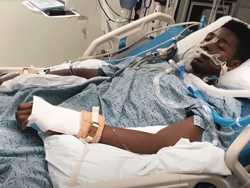 College Basketball Star Infected With Mysterious Illness Until God Does A Miracle