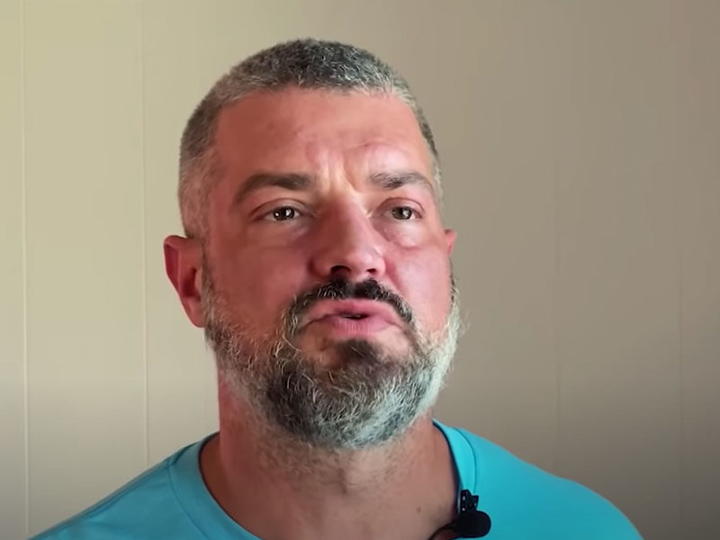 Drug Addict Thought Jesus Was Ridiculous Until He Encountered Jesus' Presence