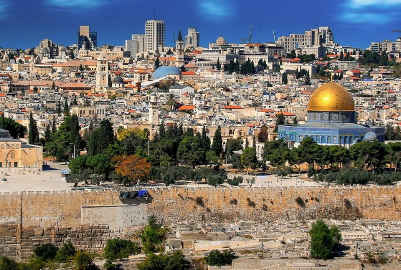 Two Jerusalems