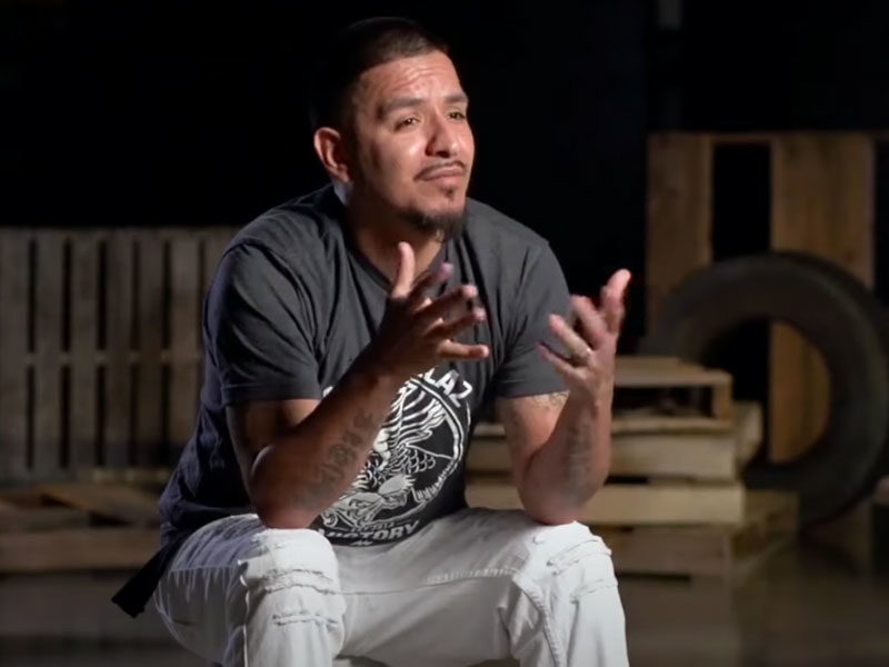 Gangbanger Turns Hit List Into A Prayer List After Encountering God's Love