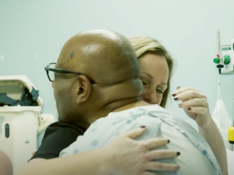 Man Is Miraculously Healed And Leads A Nurse To Christ
