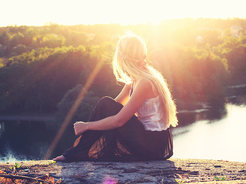 Relentless Woman, Let God Set You Apart For Him