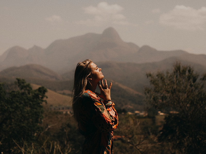 Relentless Woman, Don't Stop Praying