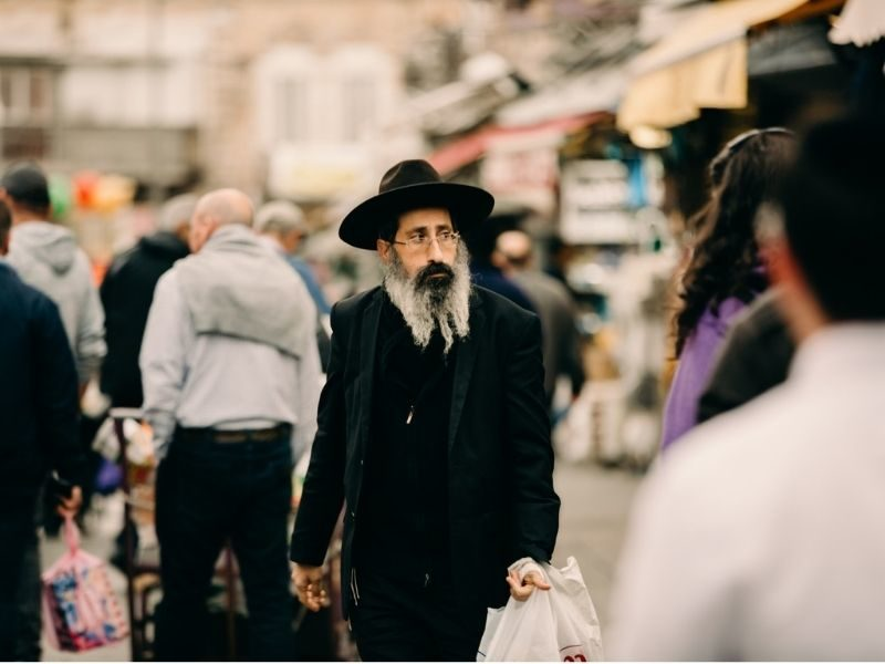 The Jewish Reason Why Orthodox Men Have Beards