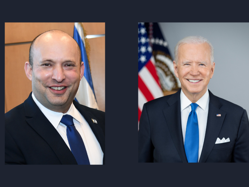 Bennett and Biden Meet Delayed Due to Crisis in Afghanistan, Finally Meet Friday