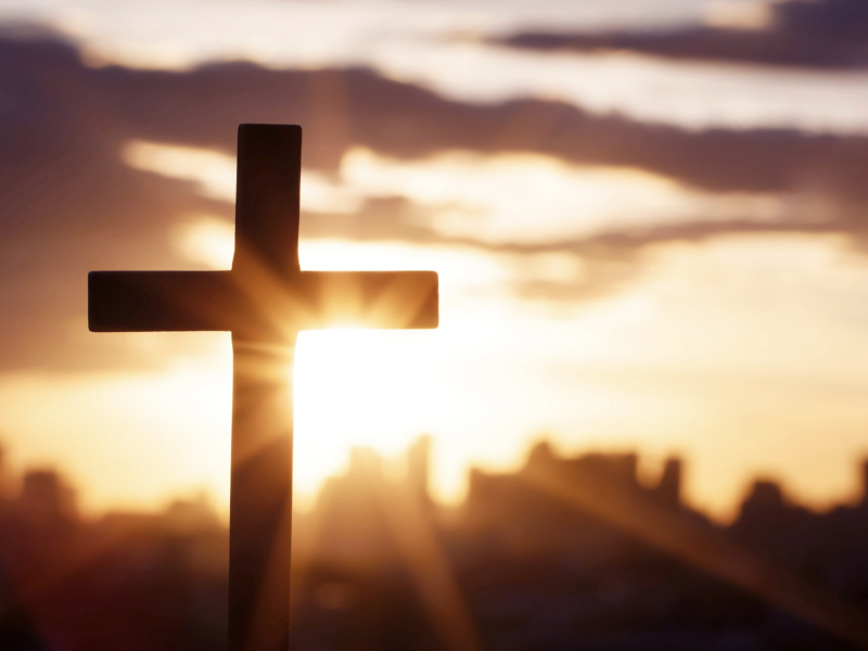 You Won't Find Repentance At The Foot Of The Cross